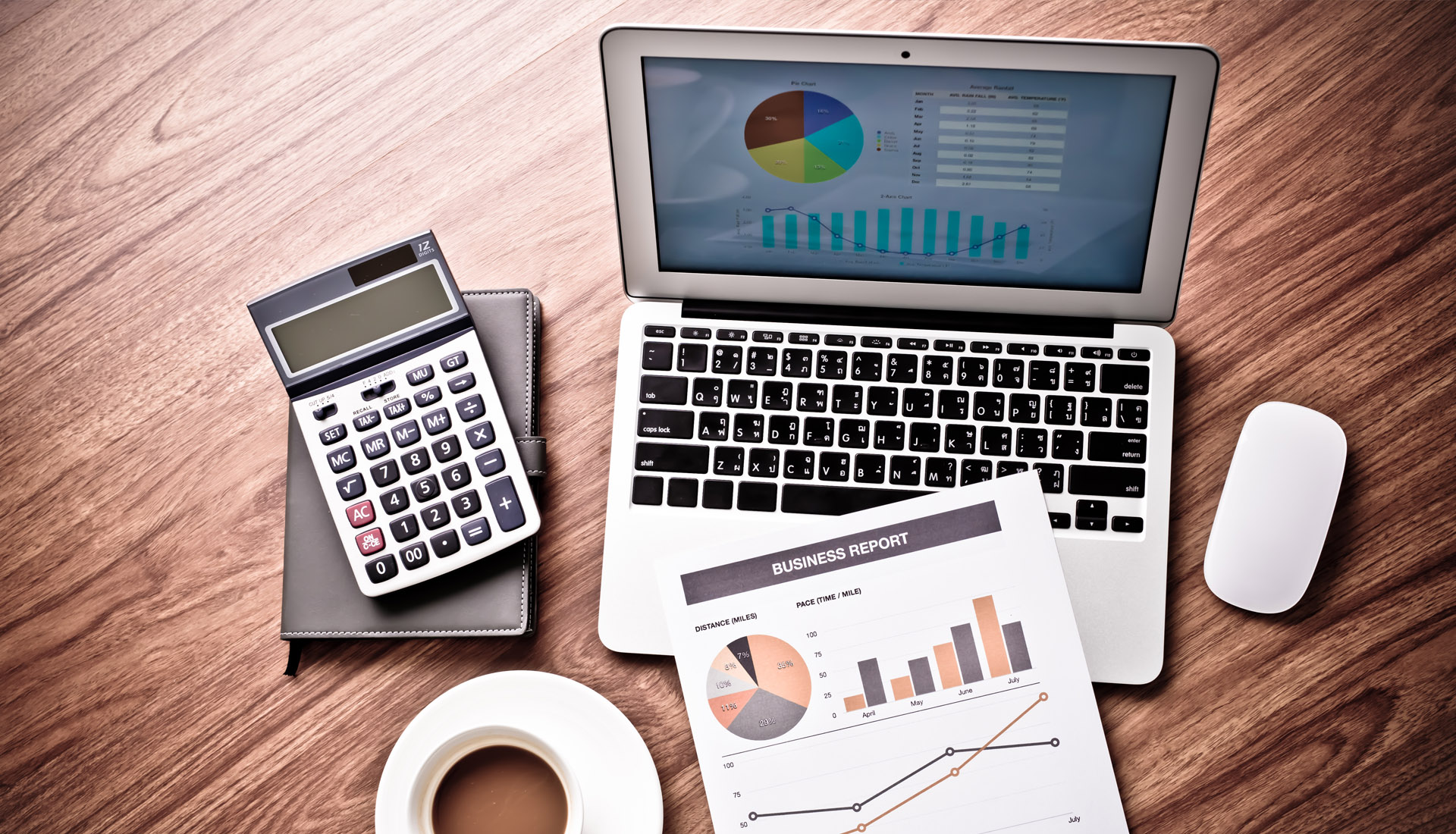 Types of Accounting Services Firms Available to Businesses