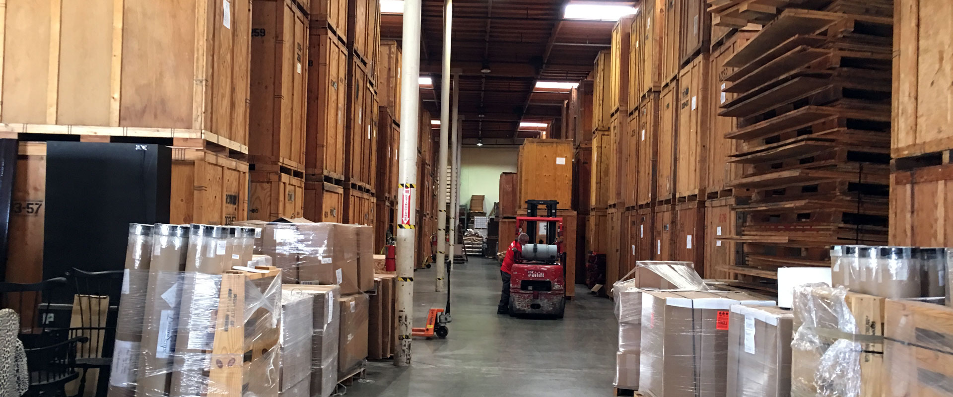 Hire Warehousing Companies in India For Better Business