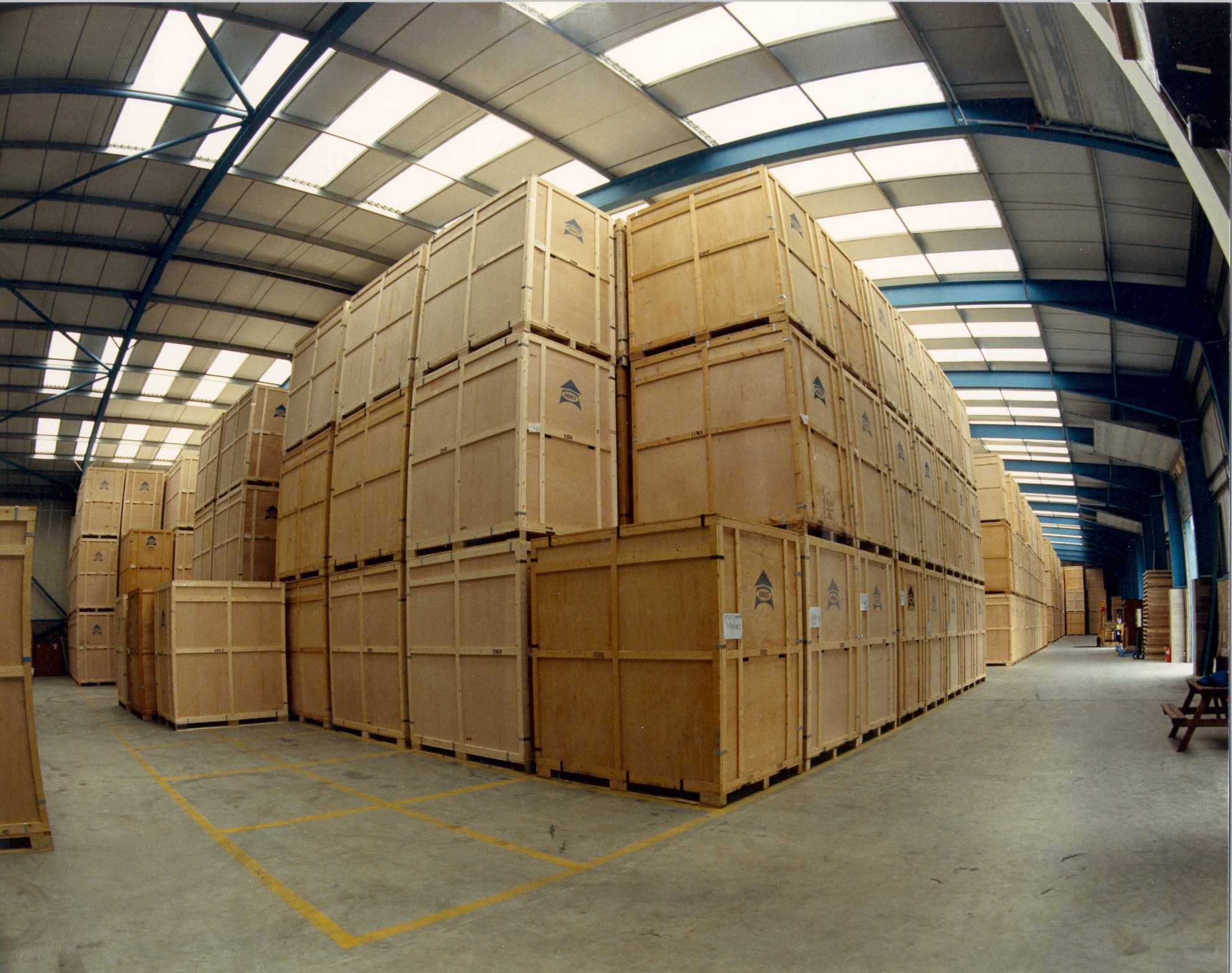 Tips For Optimize The Warehousing Services